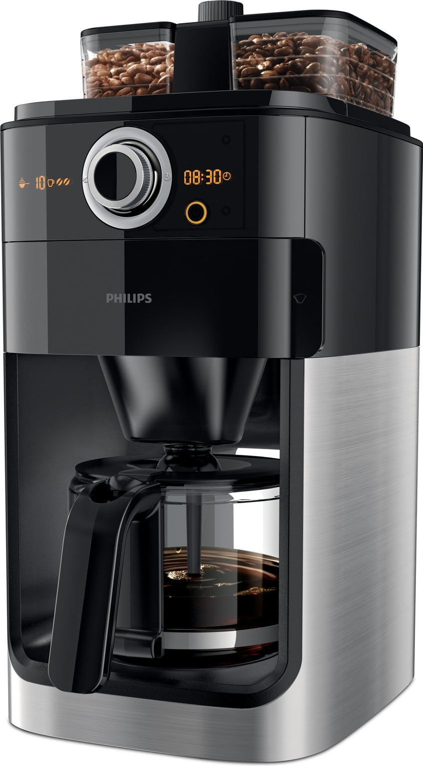Philips koffiezetapparaat bonen filter